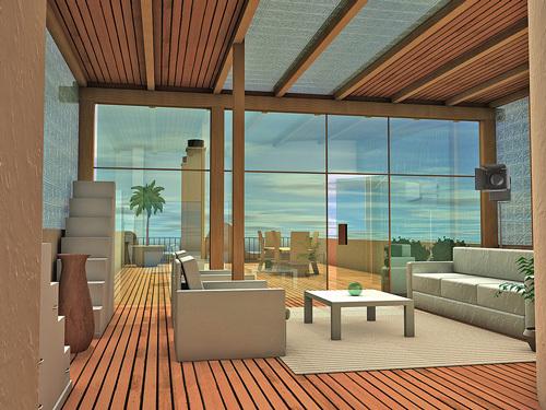 Sketch up dise o en 3d para dise o de interiores y exteriores for Diseno de interiores virtual