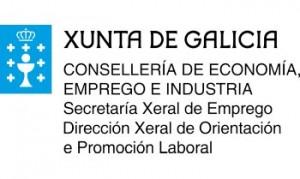 xunta_emprego logotipo